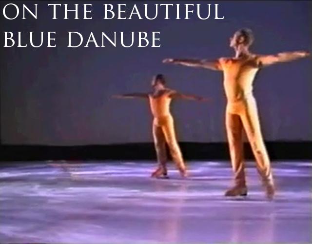 On the Beautiful Blue Danube